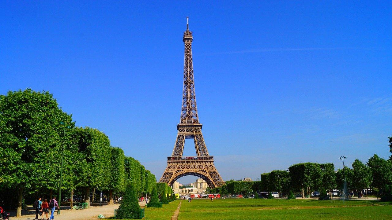 champ de mars paris